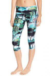 Onzy capri pants for yoga.