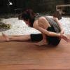 Marichyasana Yoga Posture