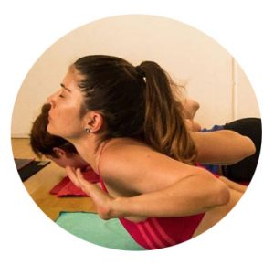 Hot yoga at 108Yoga